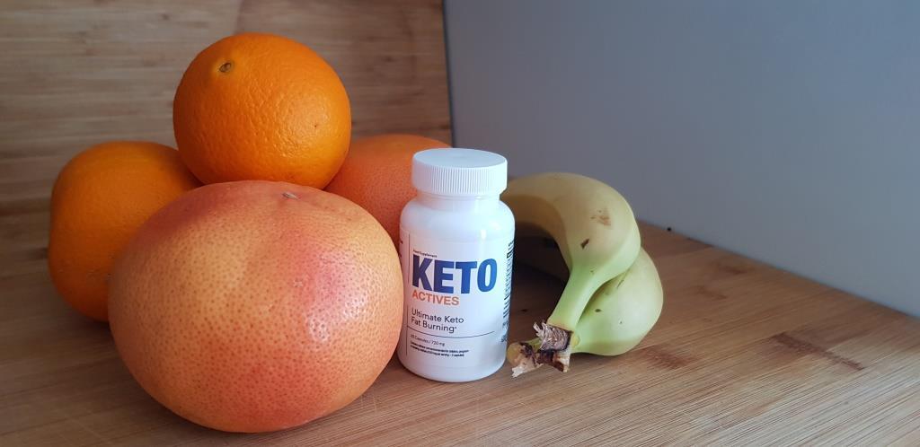 Keto Actives afslankpillen review ervaring